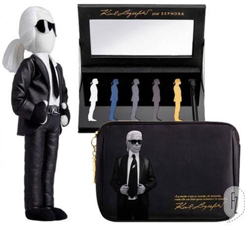 Trousse Karl Lagerfled e Sephora