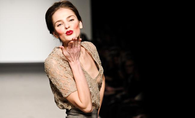 Marta Ferri, astro nascente dell'haute couture