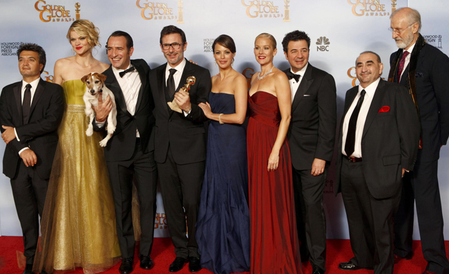 Golden Globes 2012: le foto dei vincitori