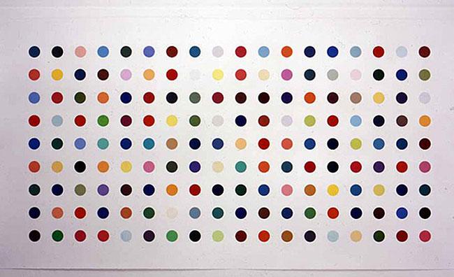 Damien Hirst, Albumin, Human,