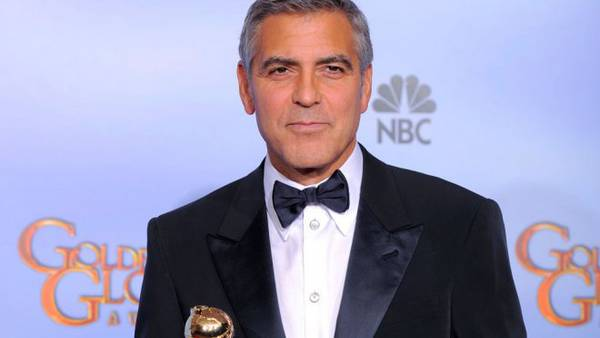 Golden Globes 2012 - George Clooney