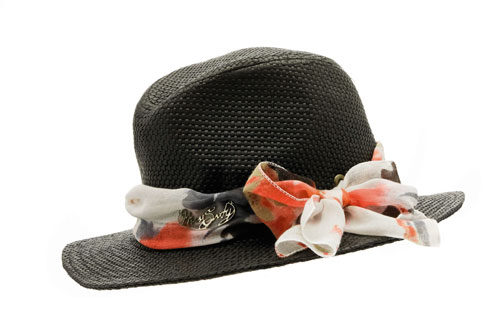 Cappello Miss Sixty con foulard