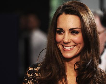 Kate Middleton abito di pizzo