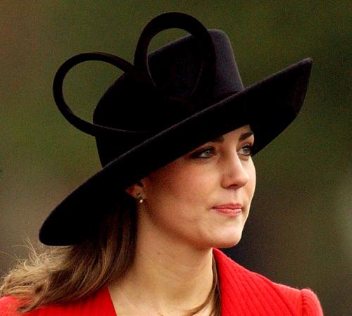 Kate Middleton cappello