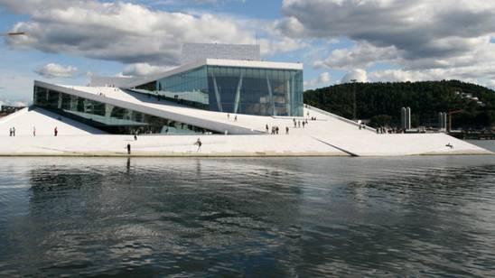 Oslo, regina di architettura e design