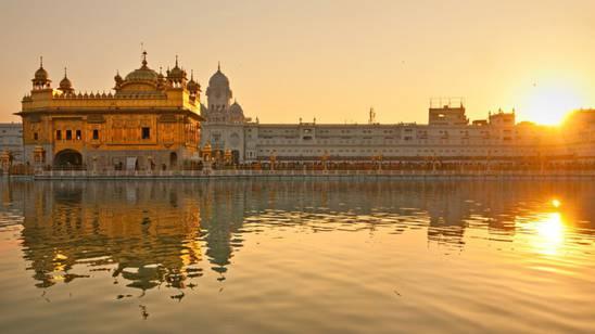 L'India del Tempio d'Oro