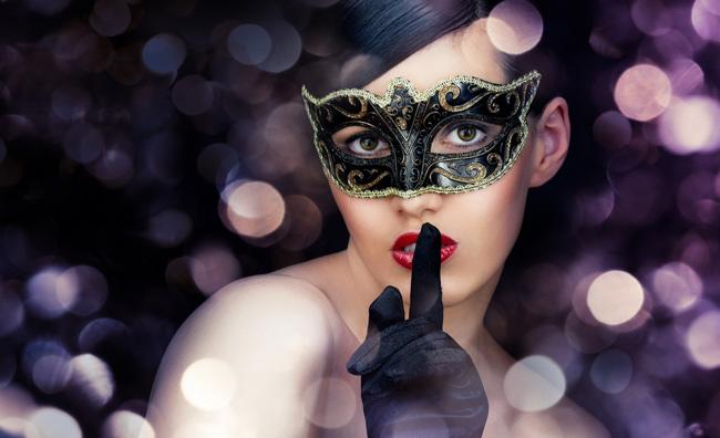 Trucchi e maschere per Carnevale 2012