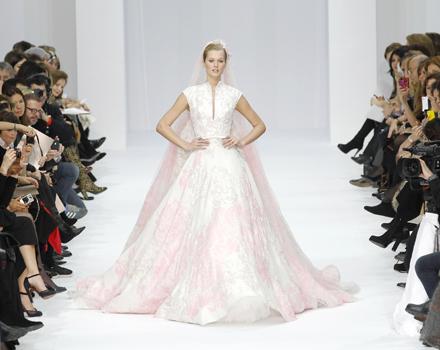 Elie Saab abito da sposa