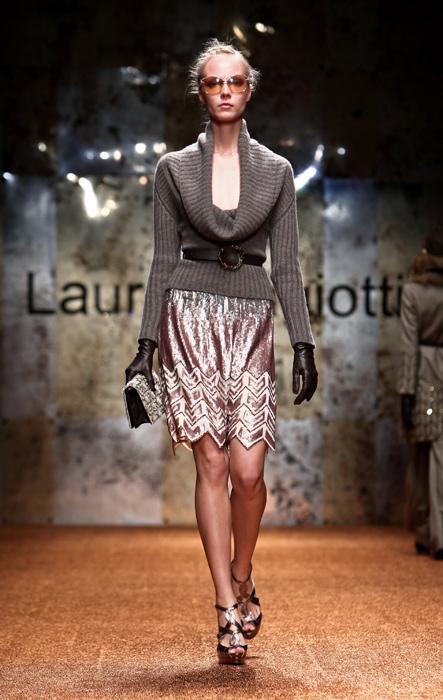 Laura Biagiotti 2012 Gonna Corta