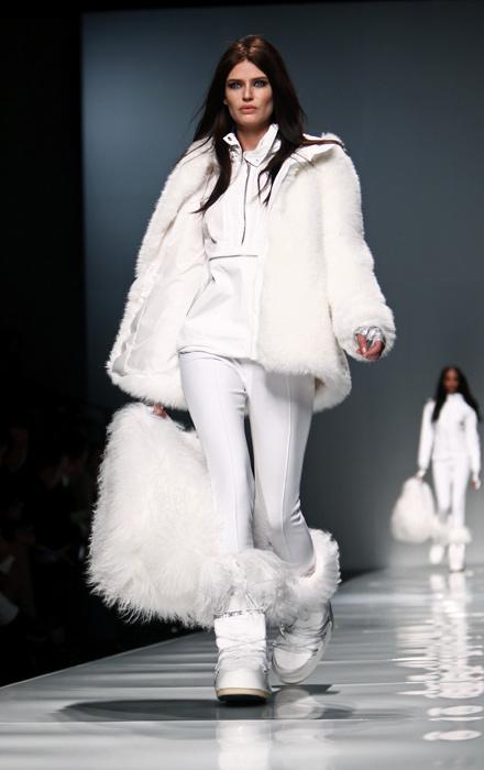 Blumarine 2012 2013 - pantaloni bianchi