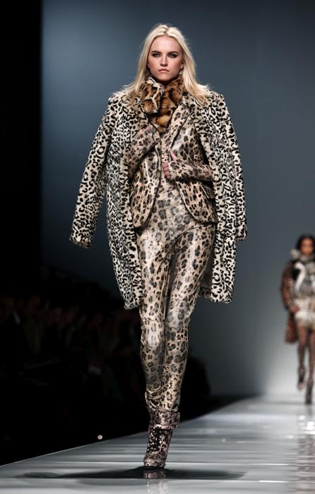 Blumarine 2012 2013 - pantalone maculato