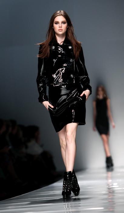 Blumarine 2012 2013 - giacca nera