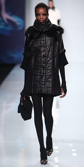 Roccobarocco 2012 2013 - cappotto nero