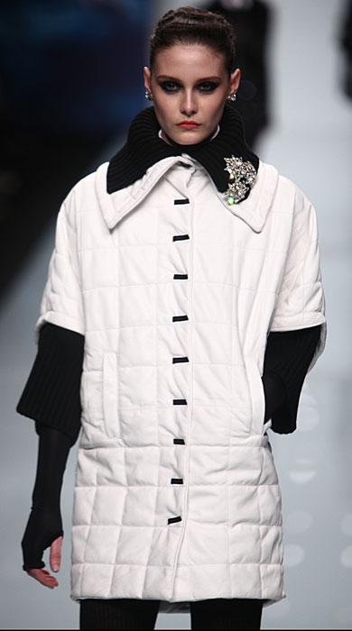 Roccobarocco 2012 2013 - cappotto bianco