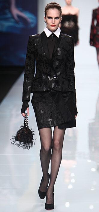 Roccobarocco 2012 2013 - giacca nera