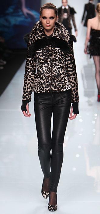 Roccobarocco 2012 2013 - pantaloni pelle
