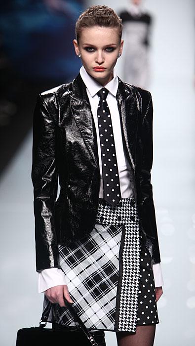 Roccobarocco 2012 2013 - cravatta a pois
