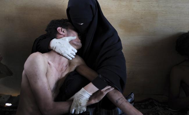 World Press Photo 2011: la foto vincitrice