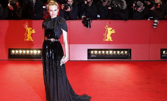 Il red carpet di Farewell, My Queen