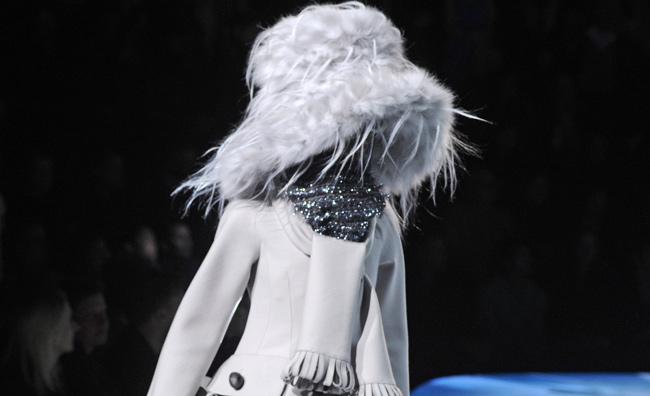 Quando si dice 'tanto di cappello': Marc Jacobs