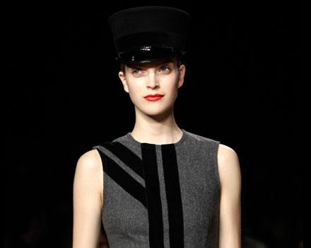 Marc by Marc Jacobs - cappello nero con visiera