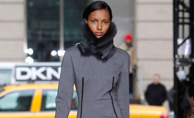 DKNY: sfidare l'inverno con stile