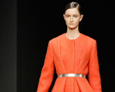 Calvin Klein - abito rosso