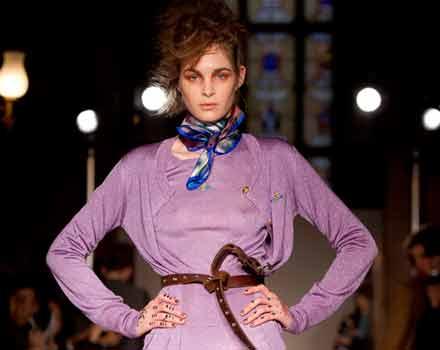 Vivienne Westwood Red Label - abito lilla