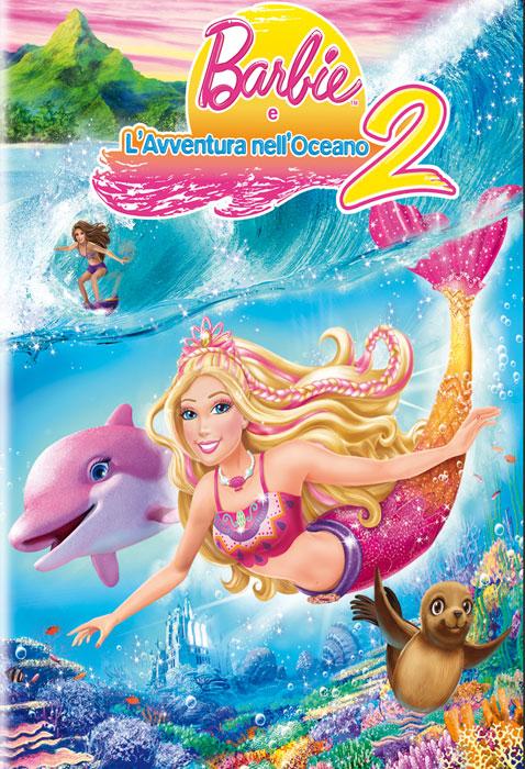Barbie e l' avventura nell'oceano