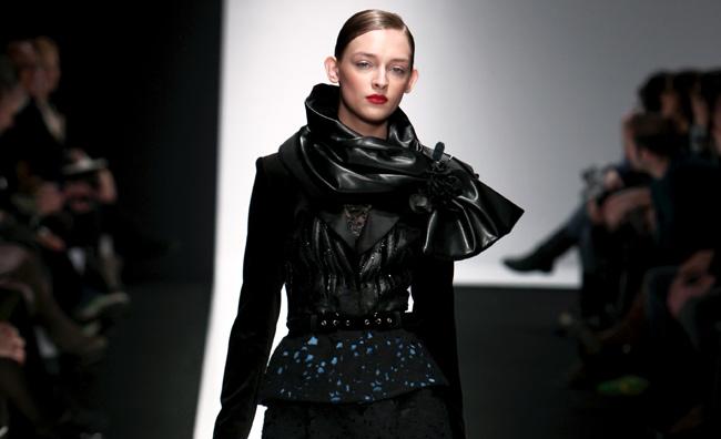 L'affascinante dark lady di Marani