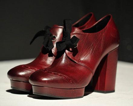 Vic Matie' 2012 2013 - scarpe rosse