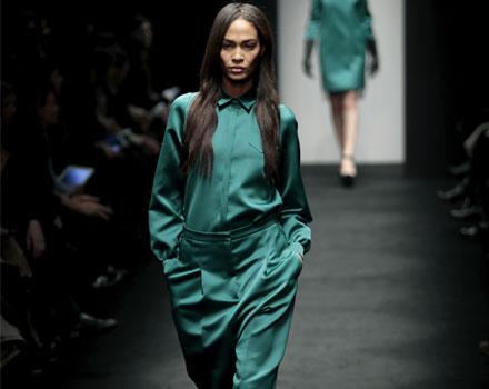 °21 2012 Camicia e Pantaloni Verdi