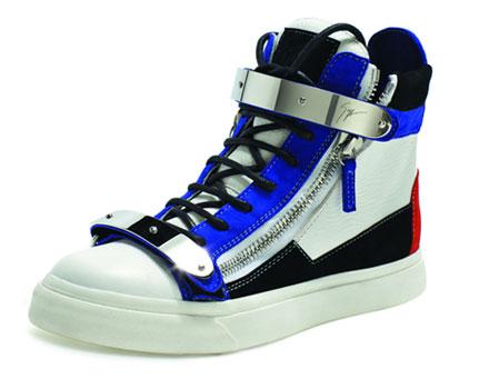 Giuseppe Zanotti 2012 2013 - sneakers colorate
