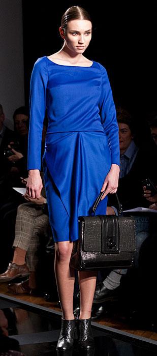 Aigner 2012 2013 - abito blu
