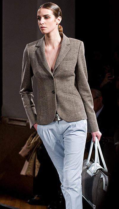 Aigner 2012 2013 - giacca e jeans