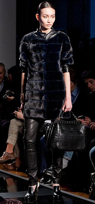Aigner 2012 2013 - cappotto maniche corte