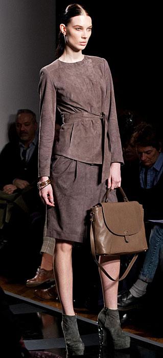 Aigner 2012 2013 - borsa marrone in pelle