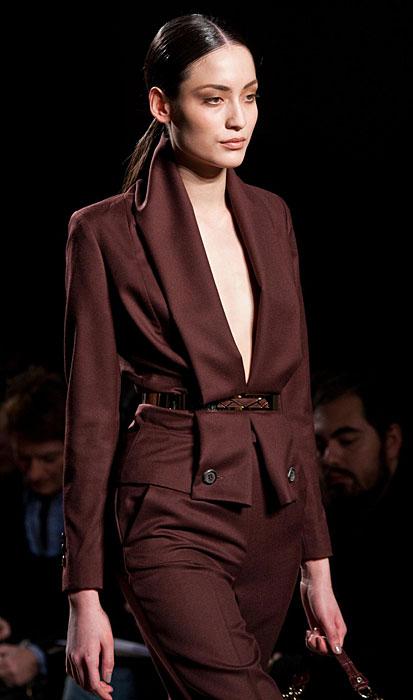 Aigner 2012 2013 - giacca con scollo