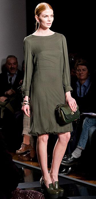 Aigner 2012 2013 - abito verde