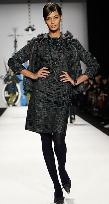 Anna Sui - abito grigio