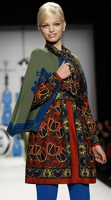 Anna Sui - abito floreale