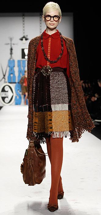 Anna Sui - borsa marrone