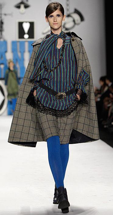 Anna Sui - camicia con cinta