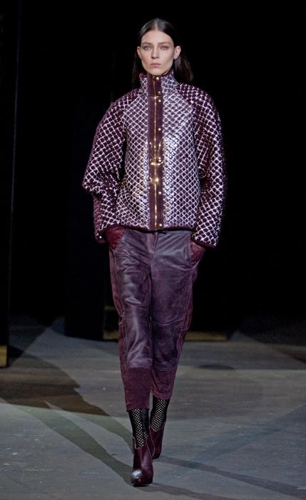 Alexander Wang - cappotto , stivali