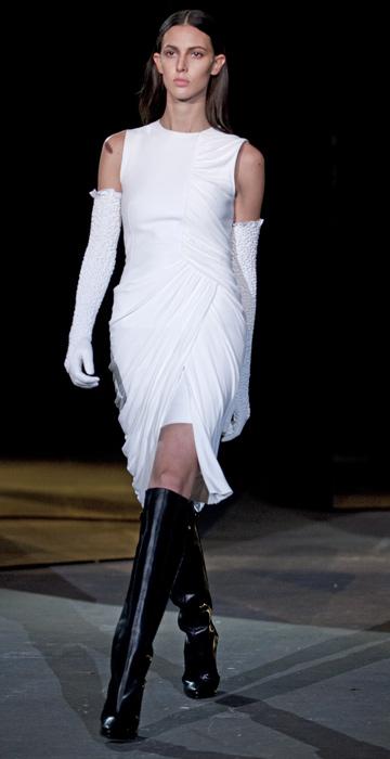 Alexander Wang - vestito bianco senza maniche