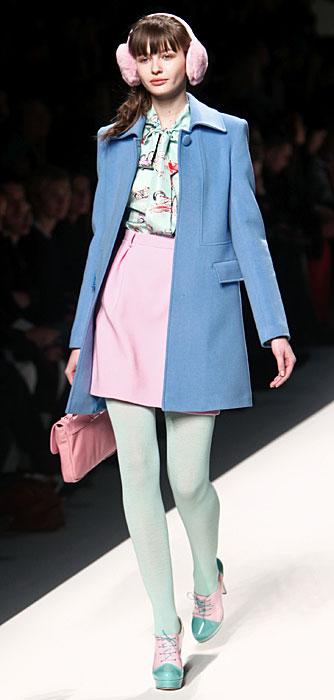 Blugirl 2012 Cappotto e Collant
