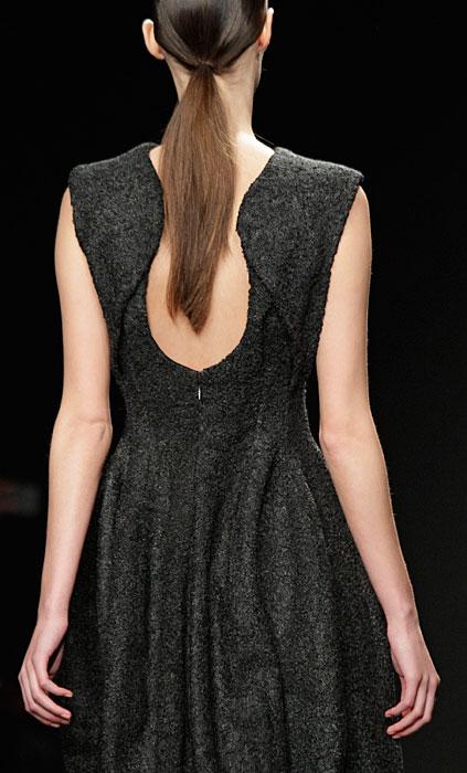 Calvin Klein - scollatura schiena