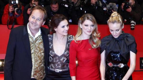 Diane Kruger, Lea Seydoux e Virginie Ledoyen