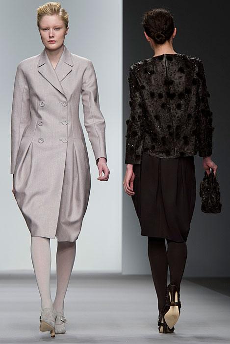Jasper Conran - cappotto grigio