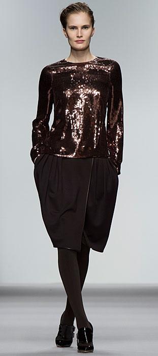 Jasper Conran - maglia dorata